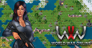 Spielen World War Online