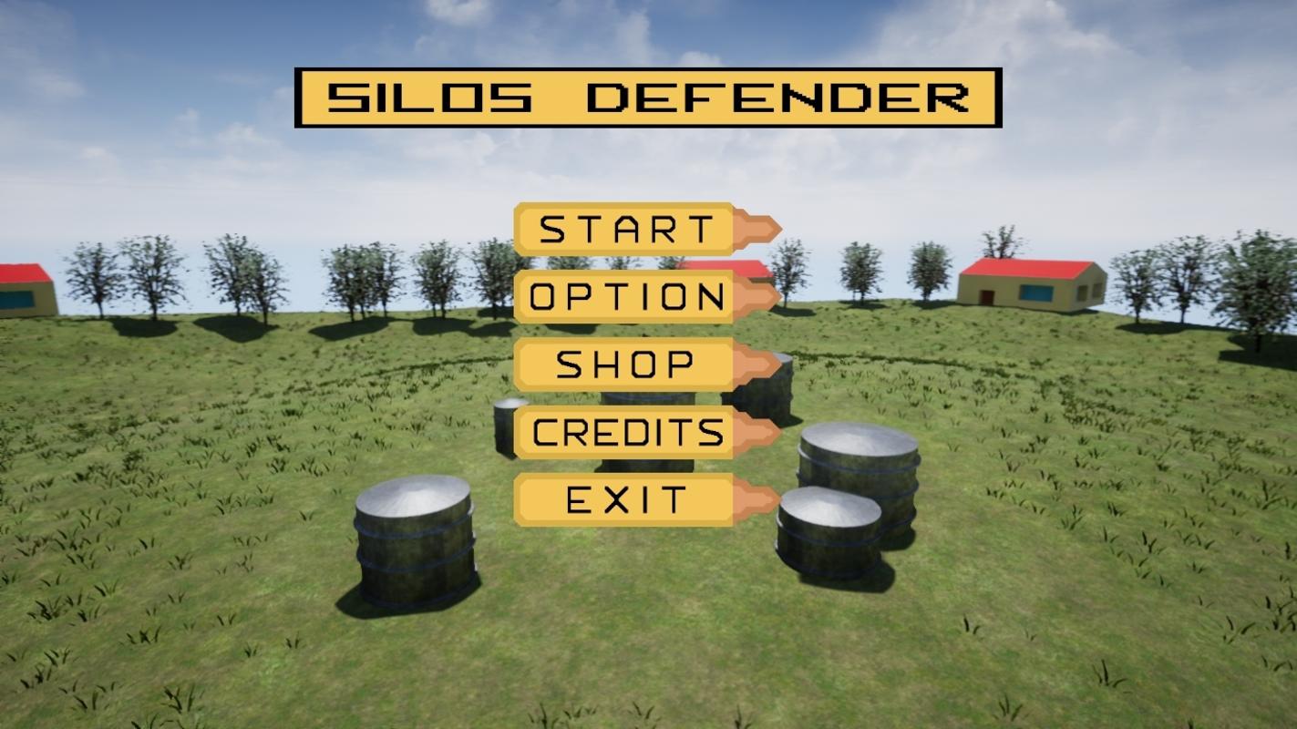 Play Silos Defenders