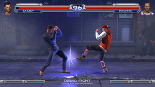 Jugar Fighting Generation Demo
