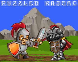 Mainkan Puzzled Knight