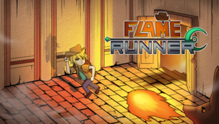 Mainkan Flame Runner (1.0)