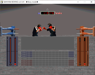 Play 2D BOXING SIMULATOR