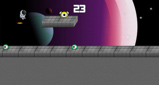 Play Enzo the Astronaut Online