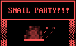 Spielen Snail Party