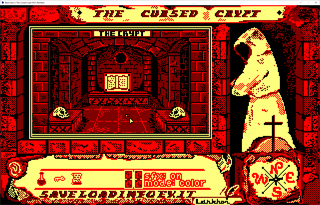 Play The Cursed Crypt