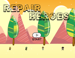 Bermain Repair Heroes