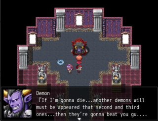 Fully Voiced Crap RPG