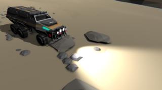 Truck Defense