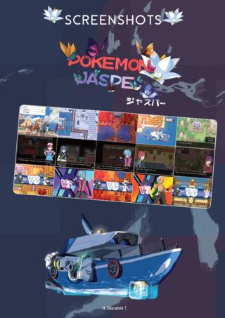 Pokémon Jaspe