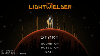 玩 The Lightwielder