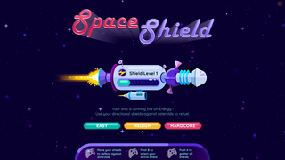 プレイ Space Shield