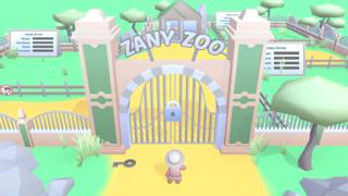Bermain Zany Zoo