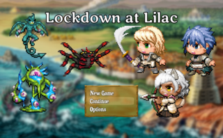 Играть Lockdown in Lilac