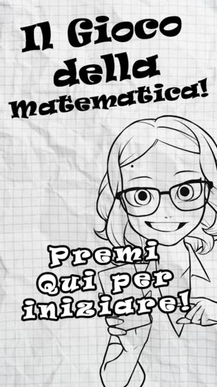 Jogar Gioco della Matematica