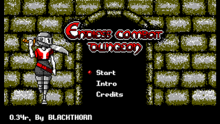 Play Endless Combat Dungeon