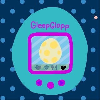 Грати My Pet Gleep Glopp