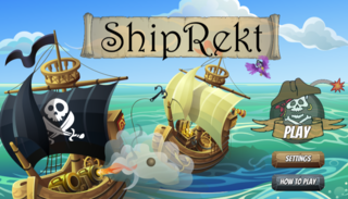 玩 ShipRekt