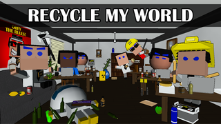 Bermain Recycle My World