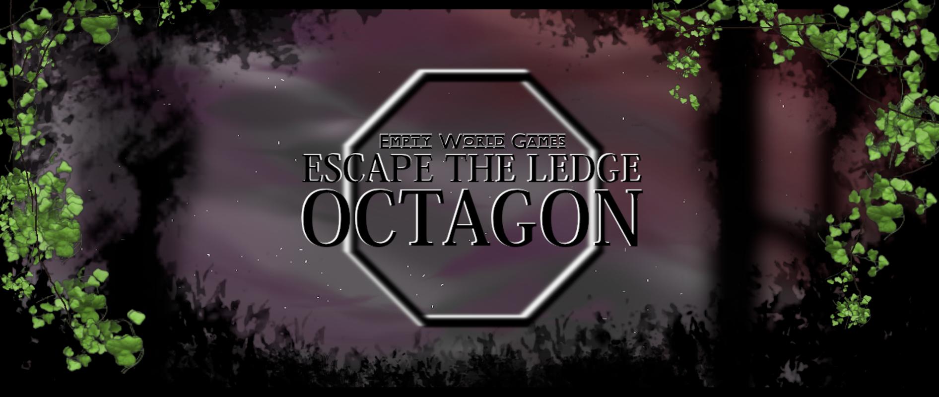 Play Escape the Ledge: Octagon