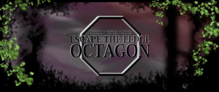 Spela Escape the Ledge: Octagon