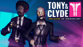 Грати Tony & Clyde [PreAlpha]