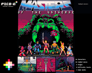 Play Masters of the Universe