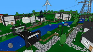 Bermain Recycle My World Demo