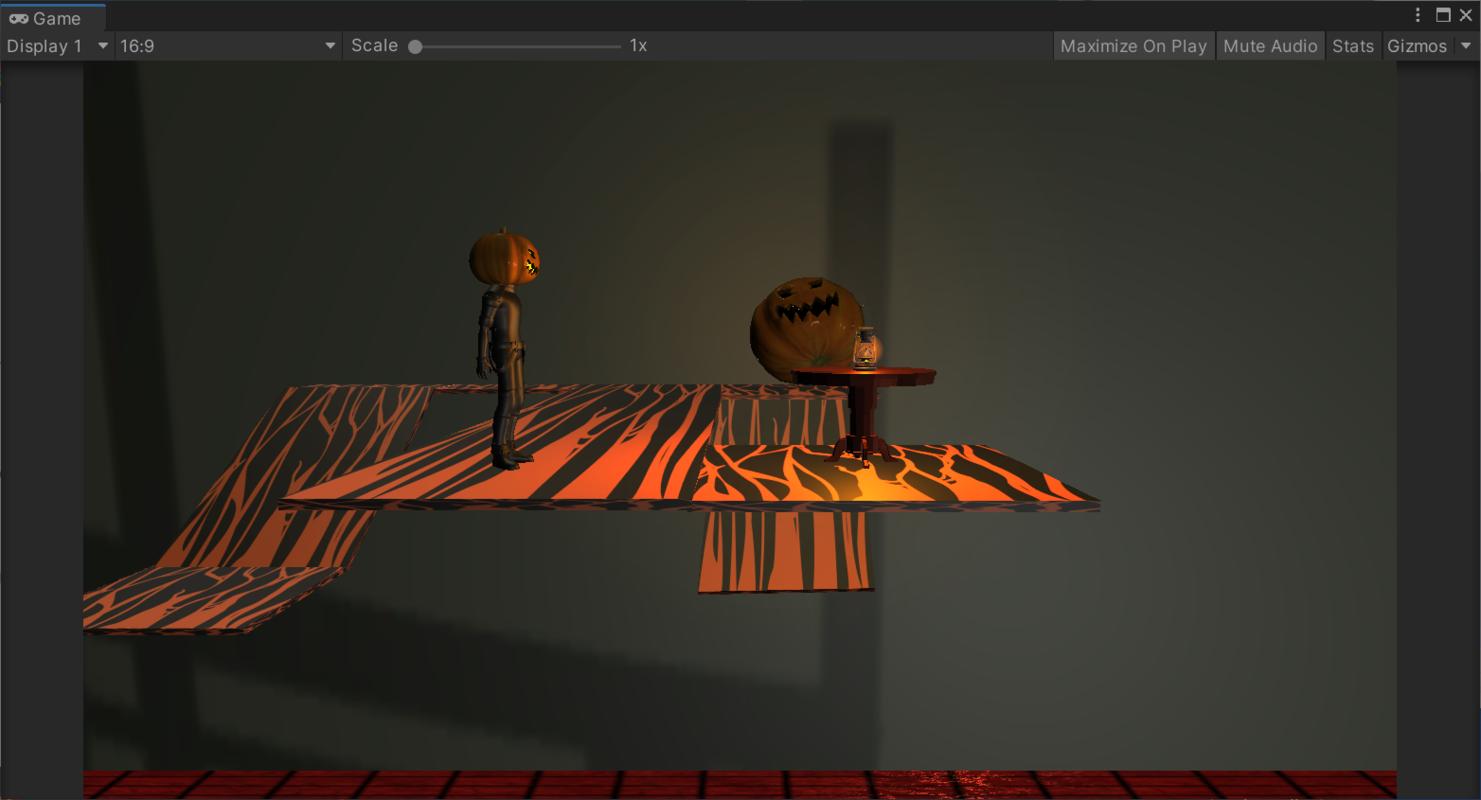 Play Pumpkin Passage 2