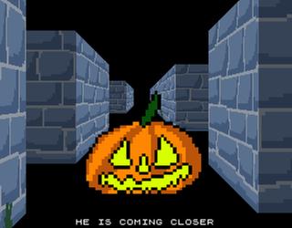 Mainkan 3D Horror Maze