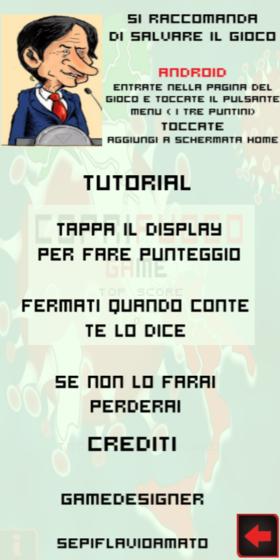 COPRIFUOCO GAME
