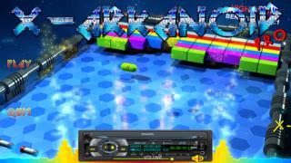Играть Arkanoid Pro