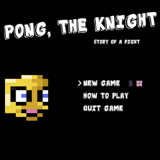 Play Pong, the Knight