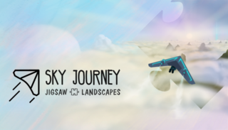 プレイ Sky Journey - Jigsaw Land