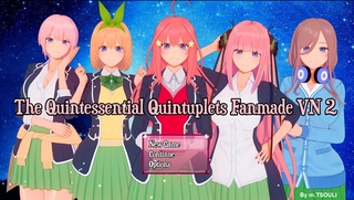 Mainkan Quintuplets2 Visual Novel
