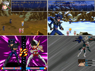 Play Saint Seiya -il Mito-