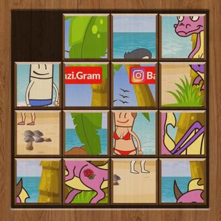 بازی کنید Puzzle BaziGram 1