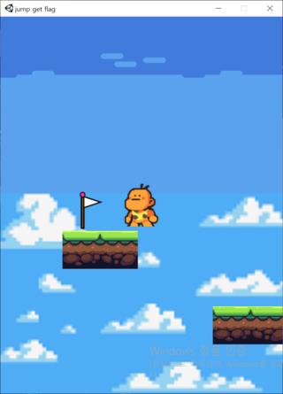 Play Jump get flag Online