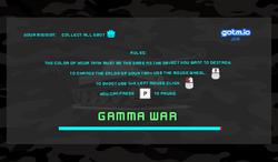 GammaWar