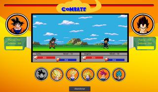 Gioca PacoBall (Dragonball RPG)
