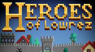Spela Heroes of Lowrez