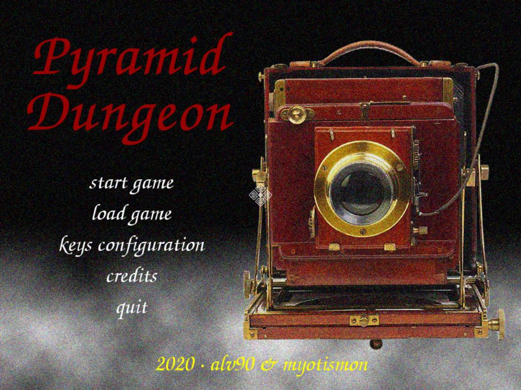 Play Pyramid Dungeon